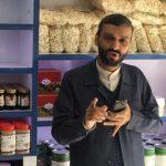 تولید غذای سالم برای ادای دین به امام رضا(ع)