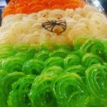 خلاقیت در پخت زولبیا و بامیه (۲)