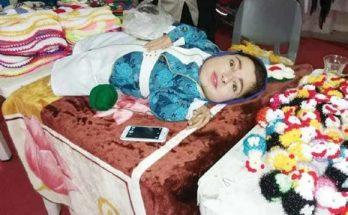 داستان فریبا معصومی دختر معلول کارآفرین