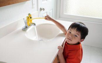دستگیره شیر آب مخصوص کودکان ۱