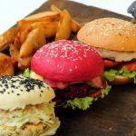 بومی سازی:نان رنگی بدون مواد شیمیایی