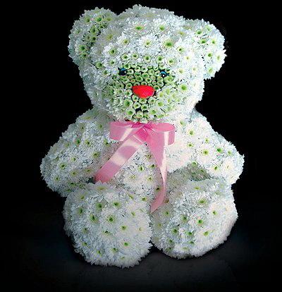 دسته گل عروسکی2