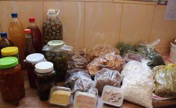 نمایشگاه محصولات خانگی بانوان یزدی