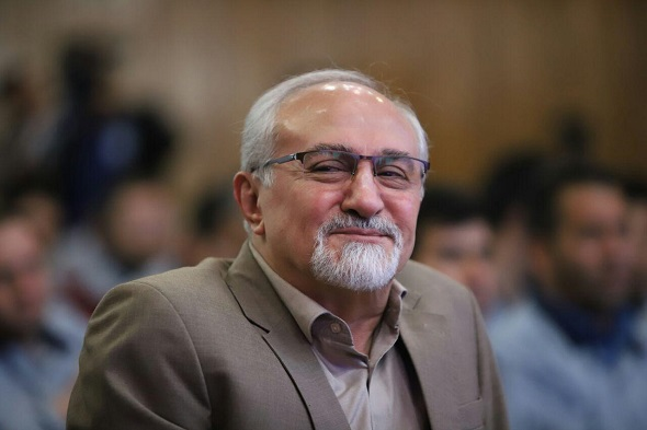مدیرعامل شرکت فیروز- سید محمد موسوی
