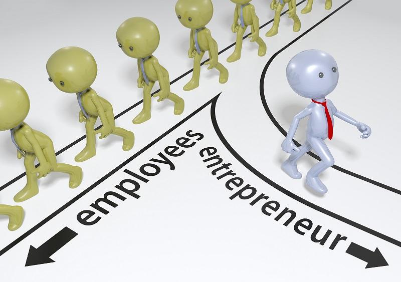 کارآفرینی یا کارمندی؟