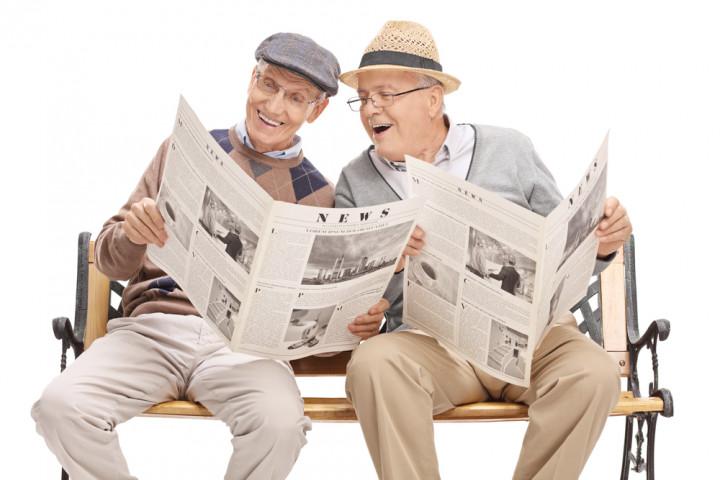 روزنامه سالمندان