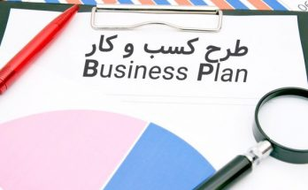 نمونه طرح کسب و کار